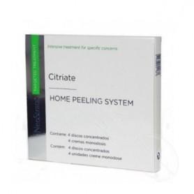 NEOSTRATA CITRIATE HOME PEELING SYSTEM 4 DISCOS 2 G CREMA