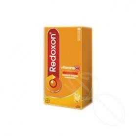 REDOXON EXTRA DEFENSAS VITAMINA C + ZINC NARANJA 30 COMP EF