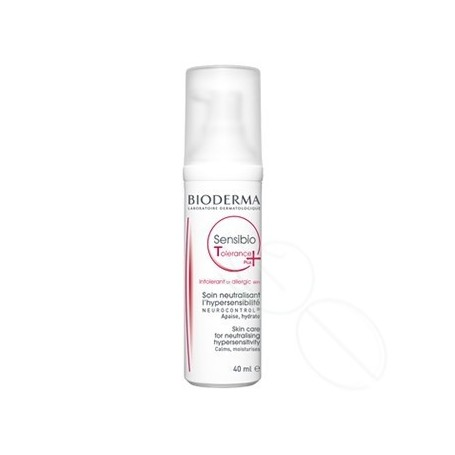 SENSIBIO TOLERANCE PLUS BIODERMA 40 ML