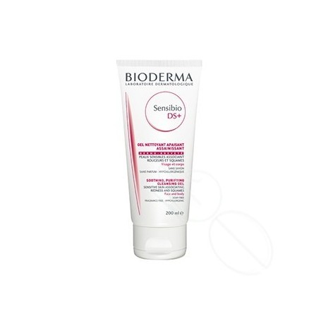 SENSIBIO DS GEL LIMPIADOR BIODERMA 200 ML