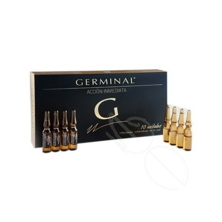 GERMINAL ACCION INMEDIATA 1,5 ML 10 AMPOLLAS
