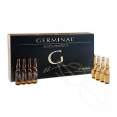 GERMINAL ACCION INMEDIATA 1,5 ML 10 AMPOLLAS