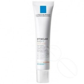 EFFACLAR DUO (+) UNIFIANT TONO CLARO 40 ML