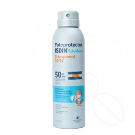 FOTOPROTECTOR ISDIN SPF-50+ PEDIAT TRANSP SPRAY 200 ML