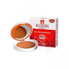 HELIOCARE SPF 50 COMPACTO OIL FREE BROWN 10 G