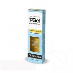 T-GEL CHAMPU C NORMAL Y SECO NEUTROGENA 250 ML