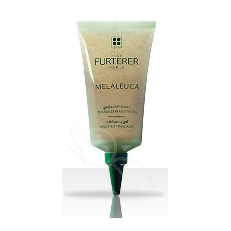 MELALEUCA GEL EXFOLIANTE ANTICASPA RENE FURTERER 75 ML