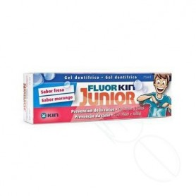 FLUOR KIN JUNIOR GEL FRESA 75 ML