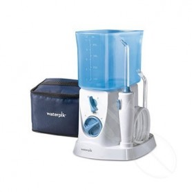 IRRIGADOR BUCAL ELECTRICO WATERPIK WP- 300 TRAVELER CON ADAPTADOR VIAJES