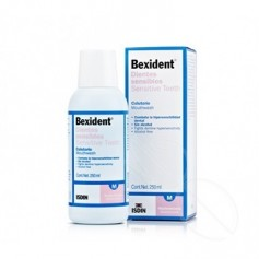 BEXIDENT DIENTES SENSIBLES COLUTORIO 250 ML