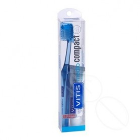 CEPILLO DENTAL ADULTO VITIS COMPACT MEDIO