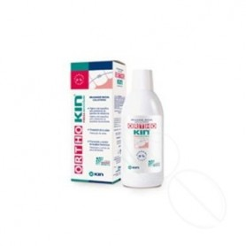 ORTHOKIN ENJUAGUE BUCAL FRESA MENTOLADA 500 ML