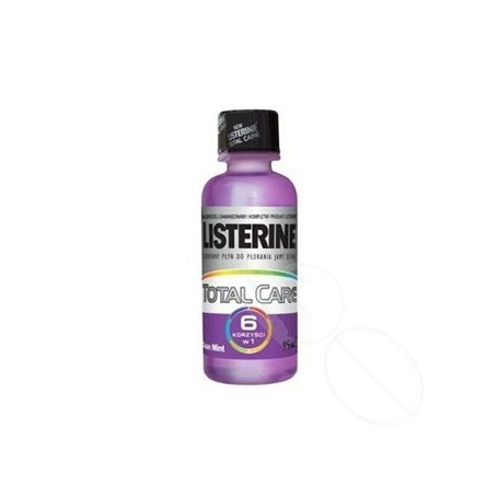 LISTERINE CUIDADO TOTAL 95 ML