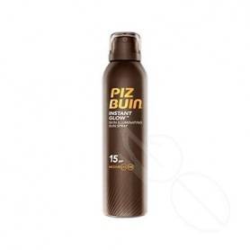 PIZ BUIN INSTANT GLOW SPRAY PIEL LUMINOSA SPF 15 150 ML