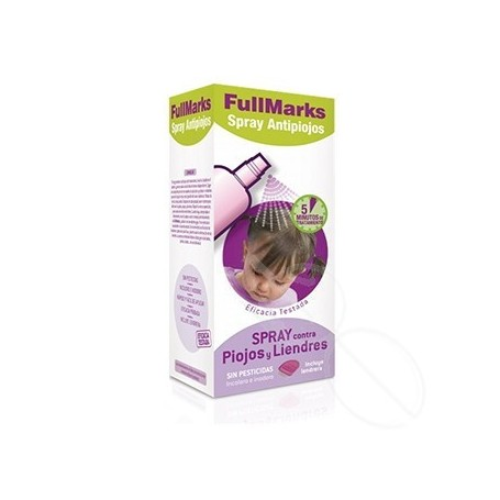 FULLMARKS SPRAY ANTIPIOJOS 150 ML