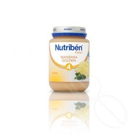 NUTRIBEN MANZANA POTITO JUNIOR 200 G