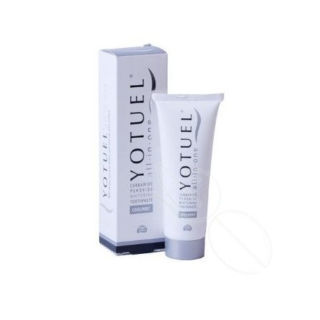 YOTUEL ALL IN ONE SNOWMINT BLANQUEADOR DENTIFRICO 75 ML