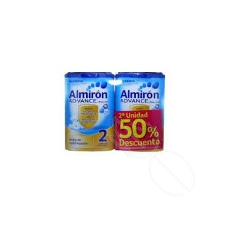 ALMIRON MULTICEREALES CON FRUTA ADVANCE 300 G 2 U