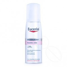 DESODORANTE BALSAMO EUCERIN PIEL SENSIBLE PH-5 SPRAY 75 ML
