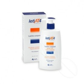 LETI AT-4 LECHE CORPORAL 250 ML