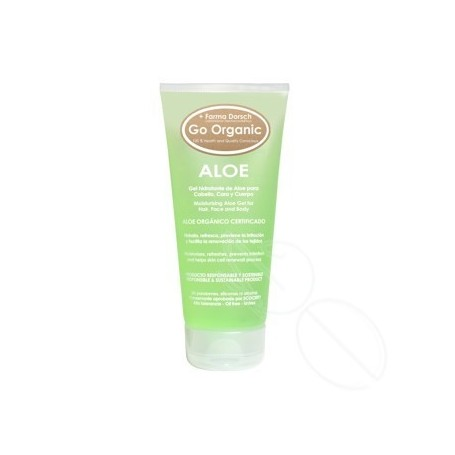 FARMA DORSCH ALOE VERA 100 % GEL 200 ML