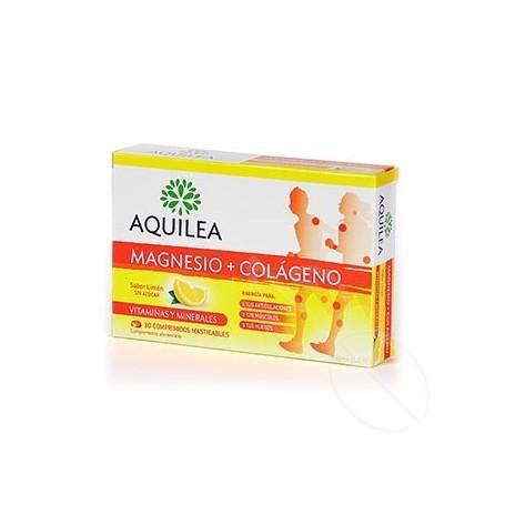AQUILEA MAGNESIO + COLAGENO 30 COMP