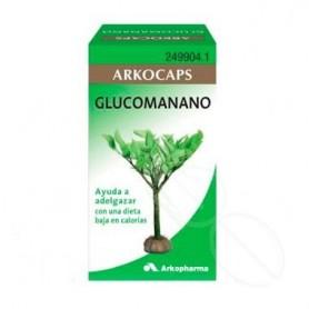GLUCOMANANO ARKOPHARMA 80 CAPS