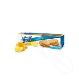 BIMANAN GALLETAS SNACK LIMON 12 U