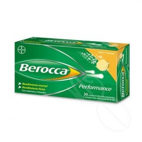 BEROCCA MANGO 30 COMP EF