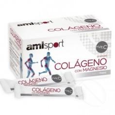 COLAGENO CON MAGNESIO + VIT C STICKS 20 STICKS