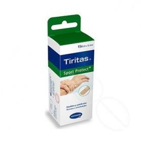 TIRITAS SPORT APOSITO ADHESIVO EXPRESS 25 X 72 15 U