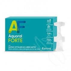 AQUORAL FORTE C/ A HIALURONICO 0.4% GOTAS OFTALMICAS ESTERILES 0.5 ML 30 MONODOSIS