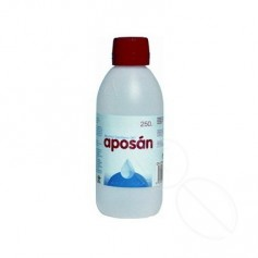 APOSAN ALCOHOL 96º CL DE BENZALCONIO 250 ML