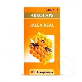 JALEA REAL ARKOPHARMA 50 CAPS