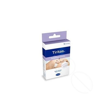 TIRITAS SENSITIVE APOSITO ADHESIVO ELASTIC 1M X 6 CM
