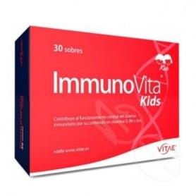 INMUNOVITA KIDS 30 SOBRES