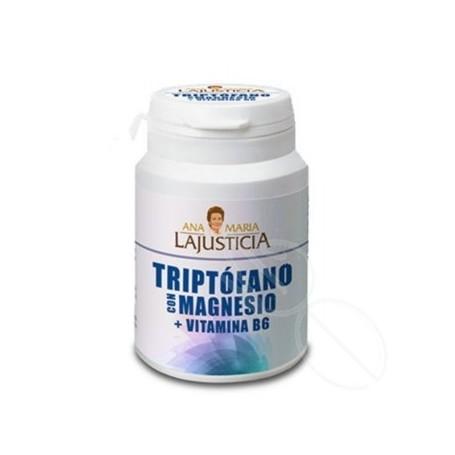 TRIPTOFANO CON MAGNESIO Y VIT B6 60 COMP