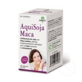 AQUILEA MENOPAUSIA MACA 60 CAPS