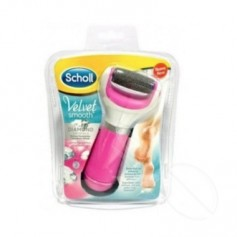 DR SCHOLL VELVET SMOOTH LIMA ELECTRONICA DIAMOND CRYSTALS ROSA
