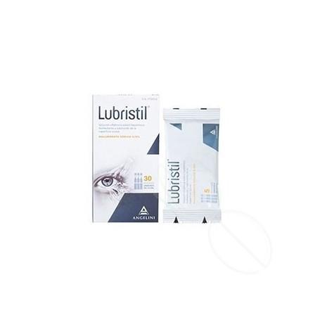 LUBRISTIL SOLUCION OFTALMICA MULTIDOSIS 0.3 ML 30 MONODOSIS