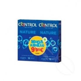 CONTROL NATURE 12+12 PACK AHORRO