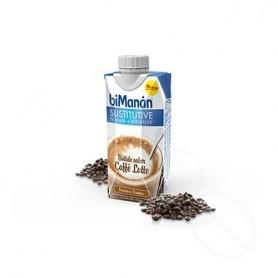 BIMANAN SUSTITUTIVE BATIDO DE CAFE CON LECHE 330 ML