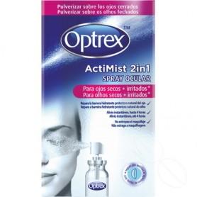 OPTREX ACTIMIST 2 EN 1 SPRAY OCULAR OJOS SECOS E IRRITADOS 10 ML
