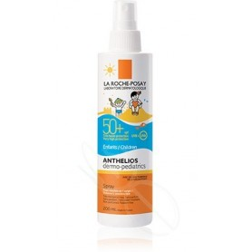 ANTHELIOS SPF 50+ DERMOPEDIATRICS SPRAY 200 ML