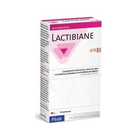 LACTIBIANE VOYAGE 14 CAPS