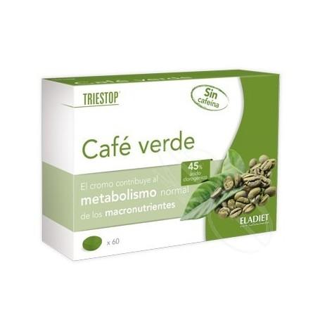 CAFE VERDE ELADIET COMPRIMIDOS 60 COMP