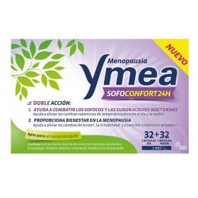 YMEA MENOPAUSIA SOFOCONFORT 24H 64 CAPS