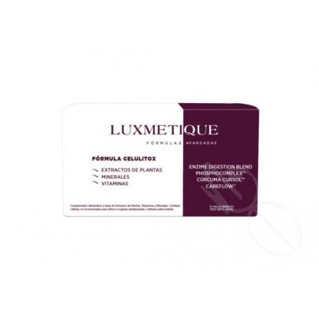 Luxmetique Fórmula Celulitox 15 Viales