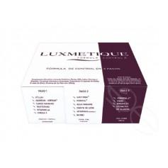 Luxmetique Formula Control 3 Pasos