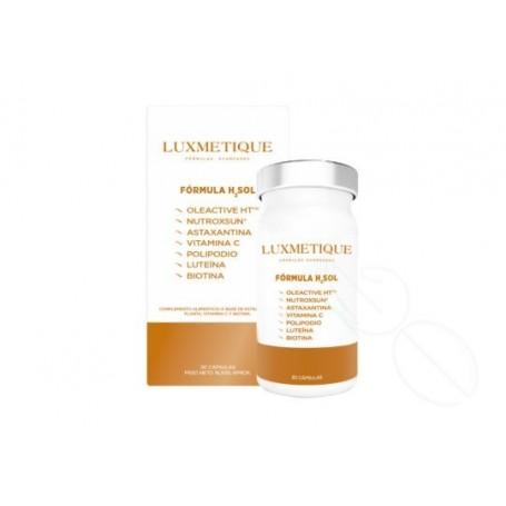 Luxmetique Fórmula H2Sol 30 Cápsulas
